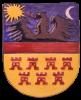 Keramik-Wappen Siebenbürgen