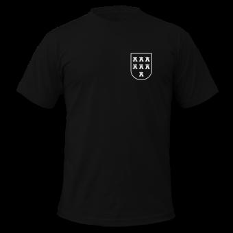 T-Shirt Sachsenwappen klein