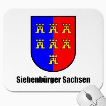 """Mauspad """"Siebenbürger Sachsen"""""""