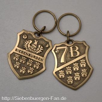 """Schlüsselanhänger """"Siebenbürgen - 7B"""""""