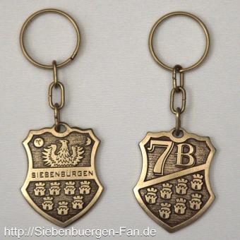 """Schlüsselanhänger """"Siebenbürgen - 7B"""" klein"""