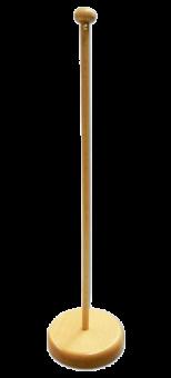 Wimpelständer Holz